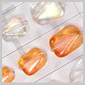 voskované perle - Polynesian look IV.